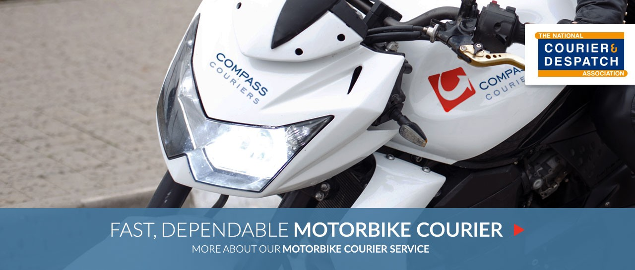Motorbike Courier Service