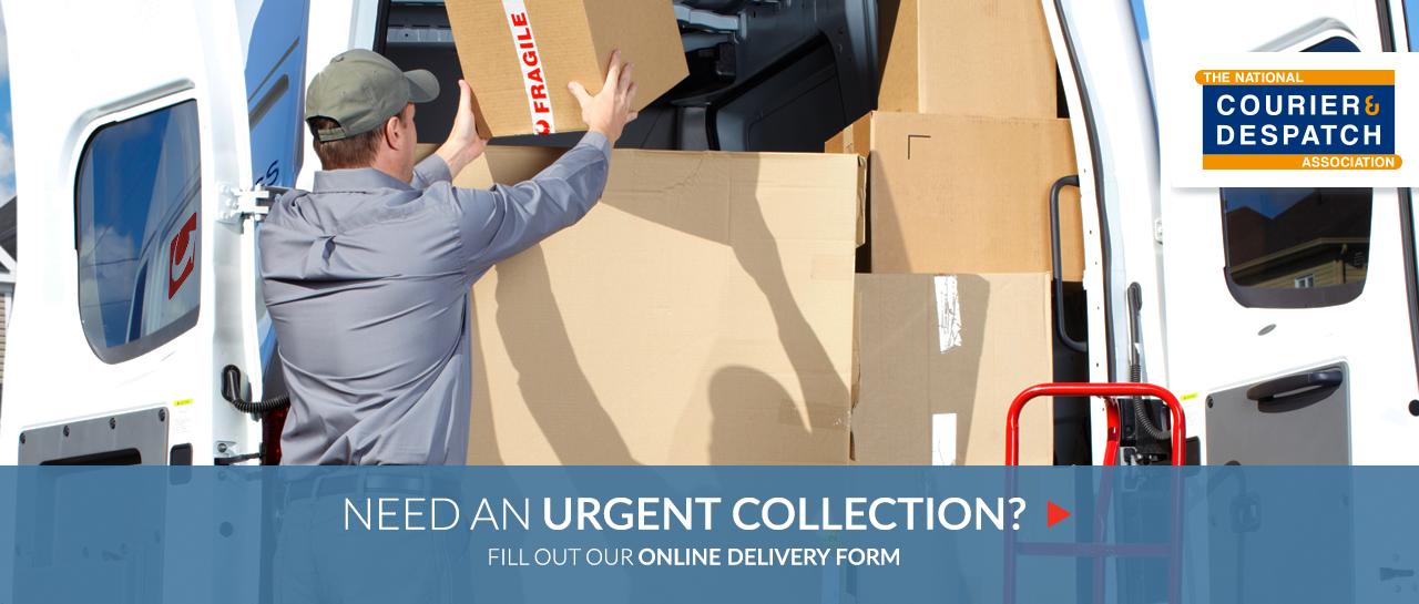 Urgent Courier Service