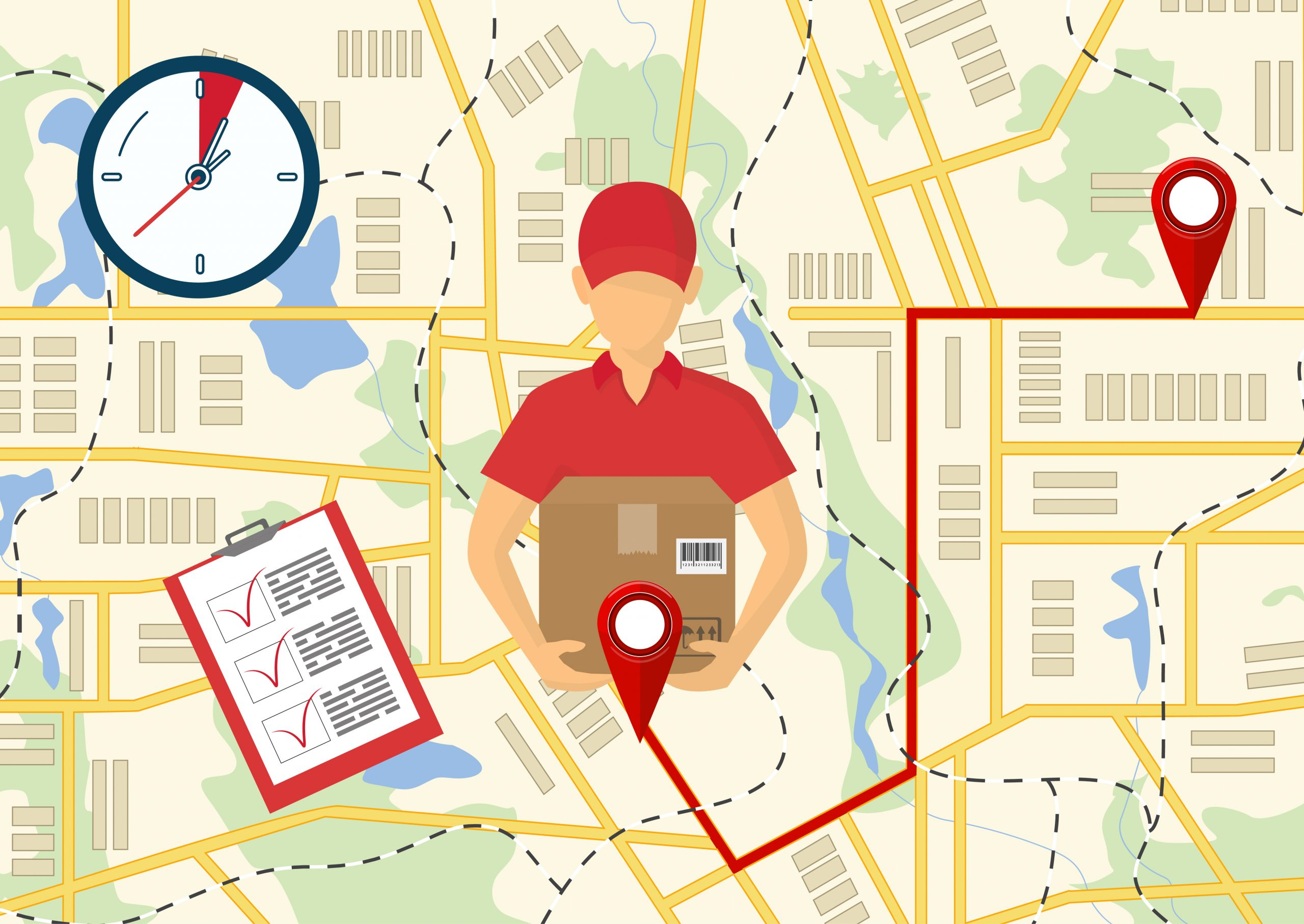 How to Track a Same Day Delivery with Compass Couriers?
